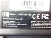 TRAKTOR DJ Equipment KONTROL X1